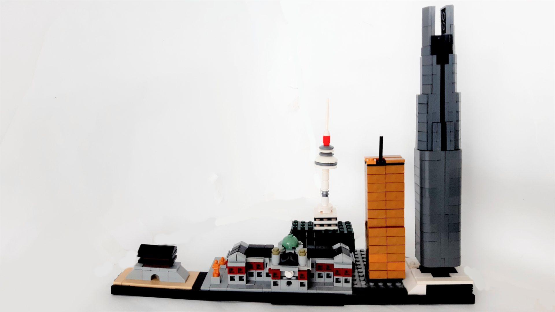Seoul Skyline by Paterson