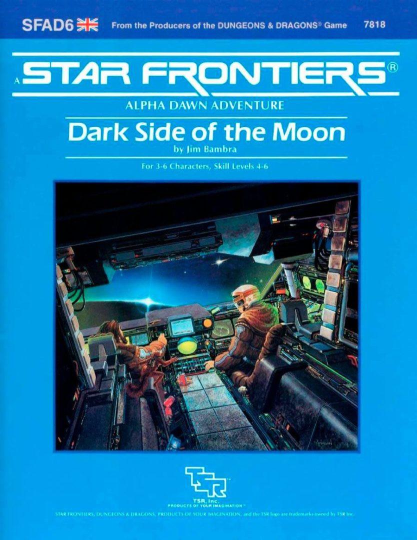 SFAD6 Dark side of the moon
