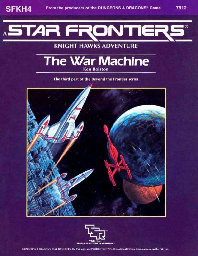 SFKH4 The War Machine