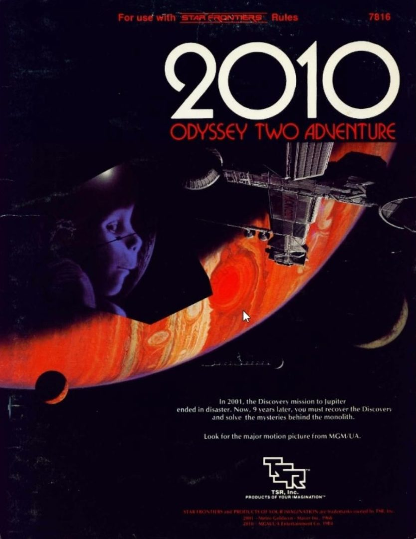 2010: A Space Odyssey