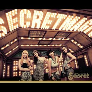 Secret Time EP (2010)