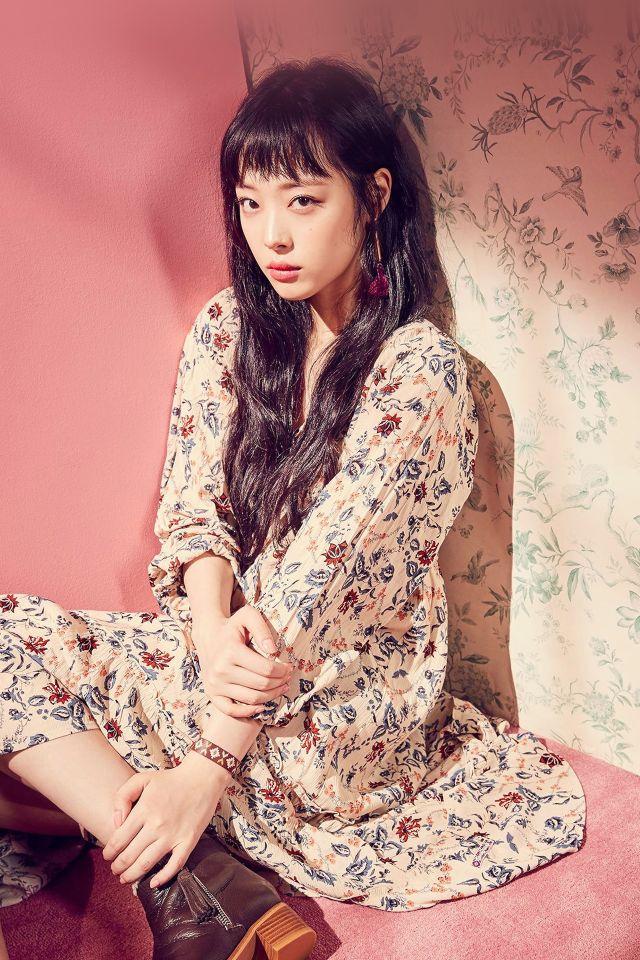 Choi Jin Ri (최진리)