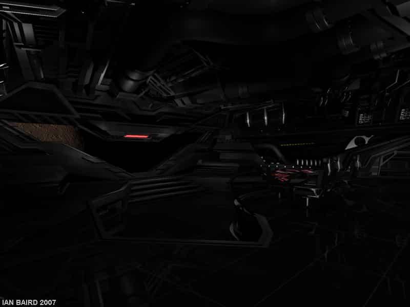 Dark Interior Design