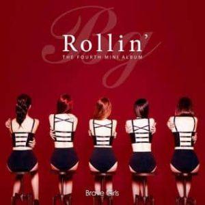 Brave Girls - Rollin EP