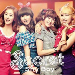 Secret - Shy Boy (2011)