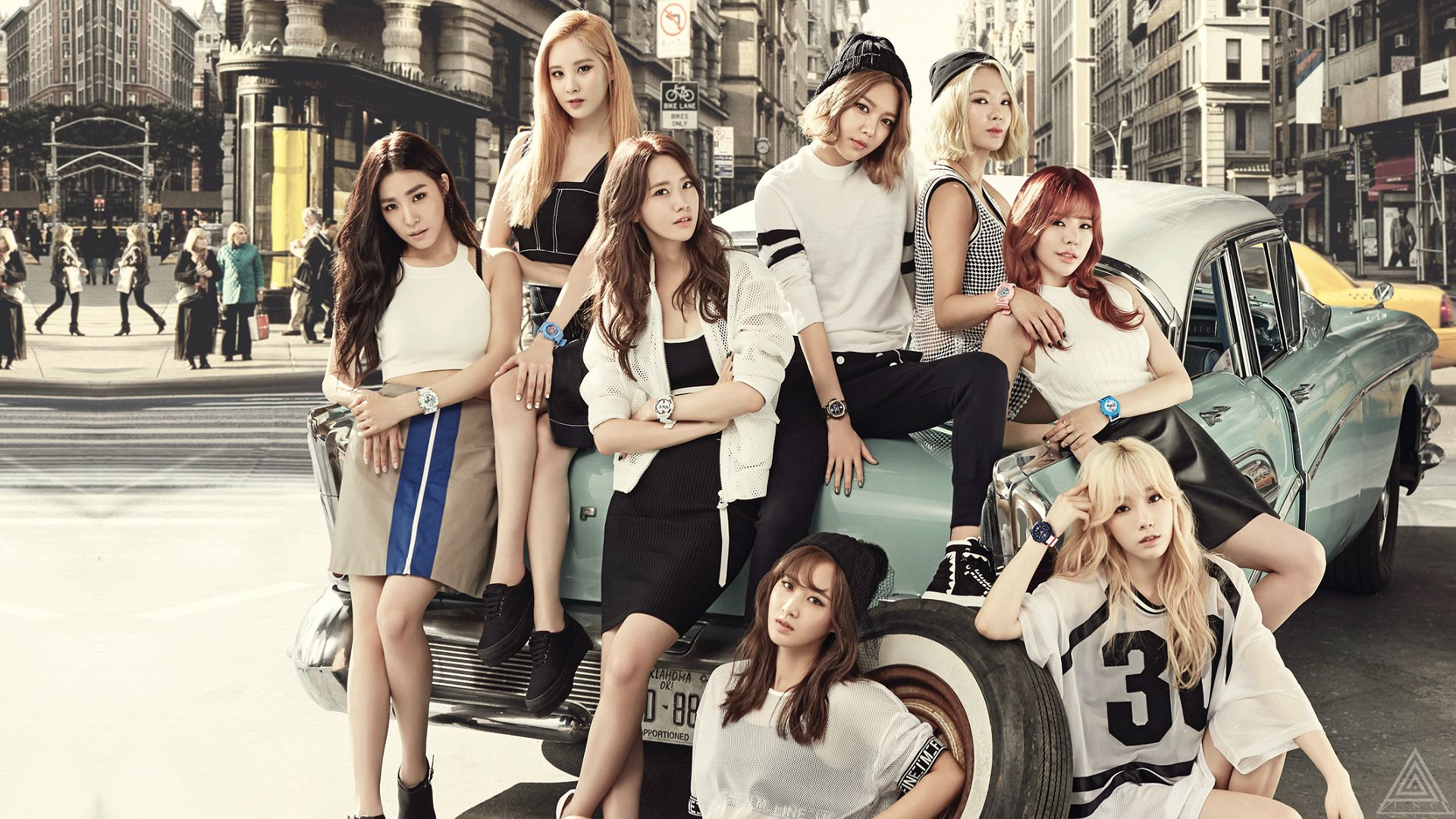 Girls Generation 2016