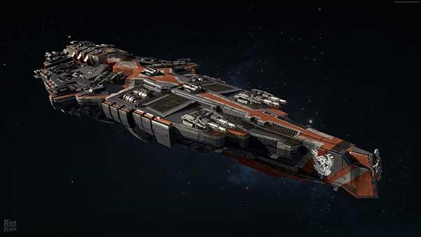 Dreadnought Battle Ship – unknown artist