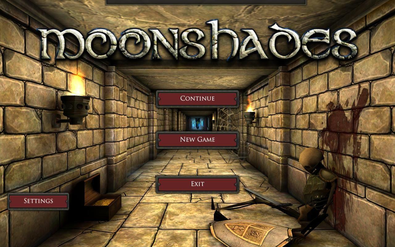 Moonshades RPG