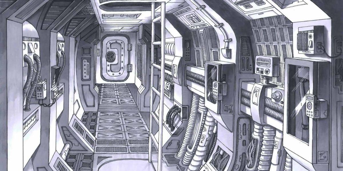 Ship Interior