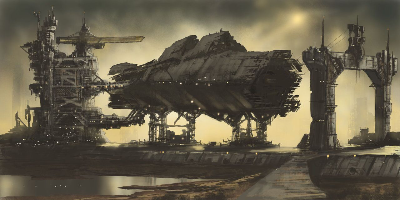 Designing Space Ships &;
